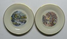 Lenox > Set Of Two Lenox Plates > Special > ( 2 Lenox Plates,1 Low Price) Ll