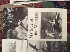 m12m ephemera 1970 film review picture my side of the mountain ted eccles clark