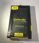 OtterBox+Defender+Case+Anti-Scratch+Shockproof+for+Apple+iPhone+Xs+MAX+-+Black