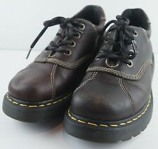 Dr. Doc Martens 8A87 Bark Grizzly Casual Oxfords Size UK 5 Men US 6 Women US 7