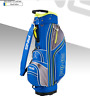 "PING 2018 SPORTY VL Men's Caddie Bag Cart 9.0"" 5-Way 5.5lb PVC EMS / Blue+Yellow"