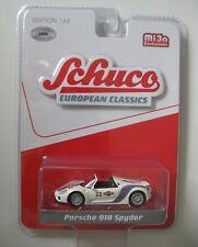 Porsche 918 Spyder  Martini Racing  *RR* Schuco MiJo 1 of 2400 USA 1:64 NEU
