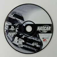 PS1 NASCAR 99 (Sony PlayStation 1, 1998) Disc Only Tested