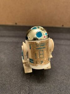 Star Wars Vintage 1985 R2-D2 POP UP Last 17 POTF Kenner NO SABER
