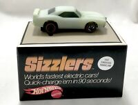 Hot Wheels REDLINE Sizzlers Fire Bird Trans Am 6503 Chrome Mexico with Cube