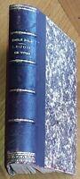 EMILE ZOLA - LA JOIE DE VIVRE Littérature FRANCE beaux livres EDITION de 1884