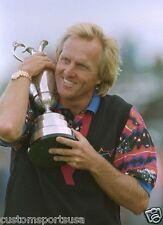 GREG NORMAN British Open Golf Glossy 8 x 10 Photo Poster