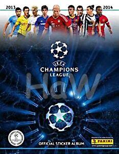 Panini - Champions League 2013 - 2014 13 14 CL - 10/20/30 Sticker aussuchen