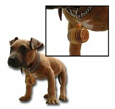 Mini Barrel Charm for Your Dog Collar, With Option for Customization