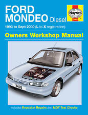 buy ford mondeo 1997 car service repair manuals ebay rh ebay co uk Ford 3000 Tractor Manual 2002 Ford Expedition Owner's Manual