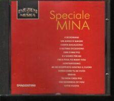 Speciale MINA raro CD fuori catalogo De Agostini (1990)
