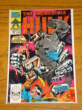 INCREDIBLE HULK #370 VOL1 MARVEL COMICS KEOWN ART JUNE 1990