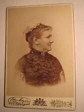 Dresden 1888/92 - Königin Carola von Sachsen - Portrait / KAB