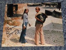 LYNN LOWRY -HORROR FILM STAR - 10x8 PHOTO SIGNED (2)