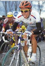 CYCLISME carte cycliste DAMIEN NAZON équipe LA FRANCAISE DES JEUX 1998
