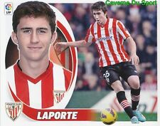 01 AYMERIC LAPORTE FRANCE ATHLETIC ROOKIE UPDATE STICKER CROMO LIGA 2013 PANINI