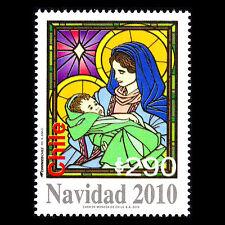 Chile 2010 - Christmas - Sc 1566 MNH