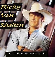 Ricky Van Shelton Super Hits Cassette
