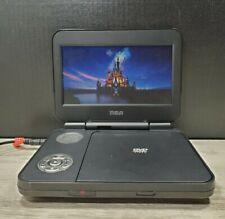 "Rca Portable Dvd Player (8"")Lcd"