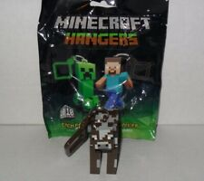 Minecraft Hangers Series 1 Single Cow No Packaging Loose Figure