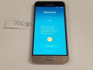 Samsung Galaxy J3 SM-J320P - 16GB - Gold (Sprint) (7063B)
