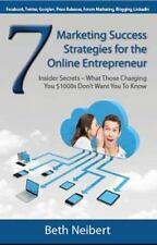 7 Marketing Success Strategies for the Online Entrepreneur by Beth Neibert...