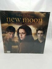 Unopened - THE TWILIGHT SAGA - NEW MOON THE BOARD GAME