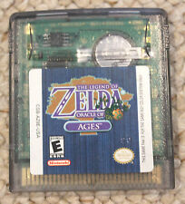 THE LEGEND OF ZELDA ORACLE OF AGES NINTENDO GAME BOY COLOR GAMEBOY COLOUR RARE!