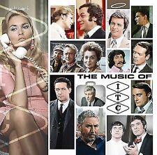 Music of ITC TV Themes 2 CD Set Danger Man The Prisoner McGoohan Soundtrack
