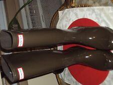 New Hunter Women Size US10 UK 8 EU 42 Original Tall Dark Oliver  RainBoots.
