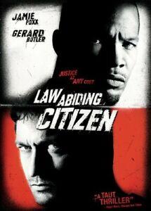 Law Abiding Citizen (DVD, 2009)