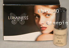 LUMINESS AIR - Airbrush - BRIGHTENING GLOW G1  .25 oz *BRAND NEW Sealed BOTTLE!*