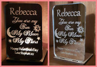 Personalised Christmas Gift Tea Light Candle Holder Gifts for Her Silver