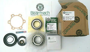 Land Rover Series 2, 2a, 3, Wheel Bearing Kit, Fits Front or Rear Axle, BK0001