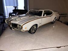 Ertl 1/18 1969 Oldsmobile Hurst 442 455
