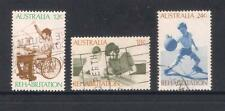 (UXAU004) AUSTRALIA 1972 Rehabilitation of the Disabled fine used complete set