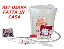 KIT FERMENTAZIONE BIRRA BASE PER BIRRA ARTIGIANALE FATTA IN CASA COOPERS (25060)