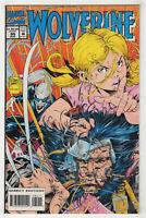 Wolverine #84 (Aug 1994, Marvel) [Guardian & Vindicator] Larry Hama, Ron Wagner