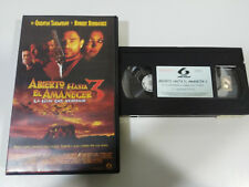 ABIERTO HASTA EL AMANECER 3 TARANTINO RODRIGUEZ - VHS HORROR TERROR CASTELLANO &