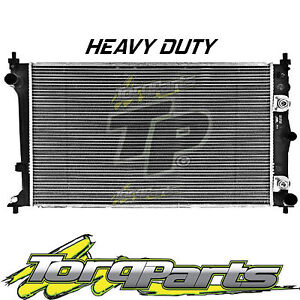 RADIATOR SUIT BA BF FALCON FORD AUTO 4.0L 6CYL V8 XR6 XR8 TURBO AUTOMATIC