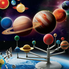 Solar System Planetarium Model Kit Astronomy Science Project DIY Kids Gift MJ