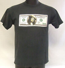 Vintage Weird Al Yankovic Straight Outta Lynwood $100 Dollar Bill Parody Shirt M
