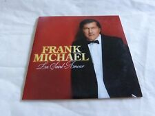 FRANK MICHAEL - La Saint Amour - CD 1 TITRE !!! PROMO !!!
