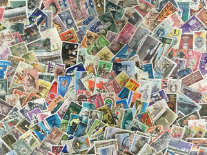 South Africa Collection Of 400 Different Used Stamps