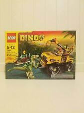 LEGO Dino Raptor Chase (5884) 2010 NEW in Box!