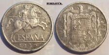FRANCO. ACEPTABLE MONEDA de 10 Céntimos año 1940.