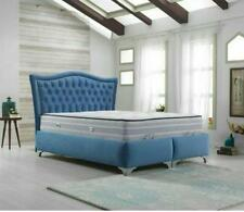 Klassische Bettgestelle ohne Matratze in aktuellem Design aus Baumwolle