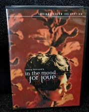 In the Mood for Love (DVD, Criterion Collection) Sealed, Wong Kar-Wai Tony Leung