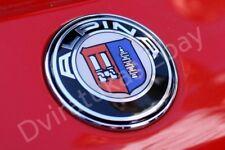 BMW ALPINA 82mm 2 Pin GERMANY Emblem Badge Bonnet Rear Front Hood logo AUTO