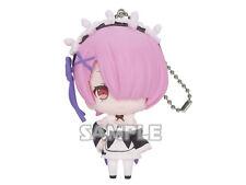 Re Zero kara Hajimeru Isekai Seikatsu Rem Key chain Mini Figure Ram